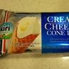 しっとりコーンが残念。 『井村屋株式会社 クリームチーズコーンアイス』 を食べてみました。