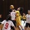 バスケ・ミニバス写真館59 一眼レフで撮影したバスケットボール試合の写真