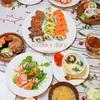 【和食】巻き寿司と茶碗蒸し/My Homemade Sushi Roll(Makizushi)&Savory Custard Cup(Chawan-mushi)/มากิซูชิ