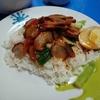ラオス人サラリーマンに人気の食堂 - タウォントンタムラップ - (ビエンチャン・ラオス)