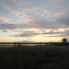 1月4日 ハロワ初めと夕焼けの時間。