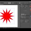 Illustratorでジグザグなど変形のアウトラインを取る方法