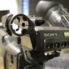 SONYの業務用カムコーダーのマイクホルダーを交換修理する方法