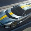 フェラーリ812スーパーファストの限定車についての情報を一部公開 出力は830馬力