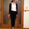 ユニクロのシガレットジーンズは筋足を隠す魔法のパンツ