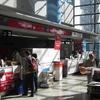 SPGアメックスカードを提示すれば空港から自宅まで重いスーツケースも配送できる‼️