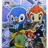 クリアファイル3サイズセット ダークライ / クリアファイル3サイズセット 空のおさんぽ (2007年発売)