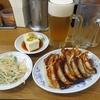 超絶コスパのせんべろ《餃ビー》モーニング!!「福しん@上野店」の餃子祭が凄すぎる!