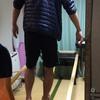スラックラックを自作して室内でスラックラインの練習をしてみた!