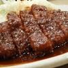 【名古屋】和からしをつけて食べて悶絶。矢場とん名古屋駅エスカ店