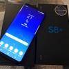 【Galaxy】RAM6GBでSnapdragon 835の最強スペック!SIMフリーGalaxy S8+(Plus) SM-G9550!