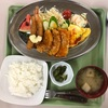 鹿児島市役所食堂でAランチ定食を食べる、毎月第二木曜日は全品10%OFF!!