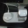 3分づき米に切り替えた。Apple Watchホルダーが気に入らない。(泣)
