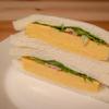 奥久慈の厚焼きたまご-BLOSSOM & BOUQUET SANDWICH
