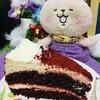 クリスマス目前のセブでいつものケーキ屋さんに行ったら、いつものケーキとちょっと違っていました