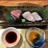 🚩外食日記(140)    宮崎ランチ   「鮨と魚肴  ゆう心」⑦より、【輝き(6品)】‼️