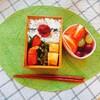 【お弁当】定番の鮭の京粕漬け焼きを美しく盛り付けるには