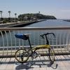 神奈川の逗子から国府津までサイクリングしてきた