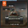 【ソ連編】アップデート 9.20 車輌バランス再調整  T54まだ強くなるんかい!T62Aは泣いていいよ