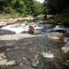 渓流釣り遠征(ニジマス爆釣)