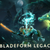 Dota 2 7.03 Bladeform Legacy update 主な変更点