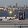 ガンダム埠頭に立つ!横浜『港の見える丘公園』からの眺望