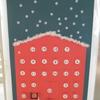 児童コーナーがクリスマスモードに変身しました!
