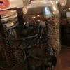 四谷三丁目の「猫廼舎」でブレンドコーヒー、チーズケーキ。