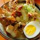 カンクンで食べるロブスター・ラーメン、2700円也@「らあ麺 火ろ屋」(Ramen Hiroya)