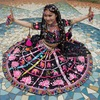 第50回記念  創作手工芸展 入選!!「踊る手工芸 Rajasthan Dance♪☆*:.。. o(≧▽≦)o .。.:*☆」