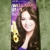 「WELLATON 2+1 クリームタイプ」で白髪を染め直してみました!
