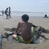今年最後の大洗サンビーチ♪