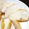 100度のオーブンで肉(豚肩ロースと豚モモと鶏胸)を焼く実験