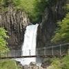 苗名滝に歓喜【新潟】