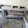 東横沿線物件:腐った土台を修繕しております♪