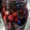 カリカリ梅の漬け方、自家製のおすすめレシピ その③ ビン詰めと保存