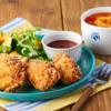 今週のKitOisix♪ 〜やわらか鶏チーズフライBBQソースで〜