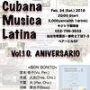 Noche Cubana Musica Latina vo.10