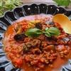 ひき肉となすのトマト煮込み【#ひき肉 #なす#トマト #レシピ #簡単】