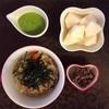 お野菜からの離乳食  [291日目  参鶏湯風オートミール粥]