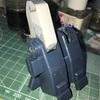 HGUC 1/144 FAZZ バックパック改造