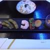 ANAファーストクラス機内食 ロンドンから羽田空港へ