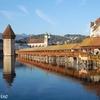 ルツェルンの美しすぎる街並み:2018ドイツ旅・スイス編4