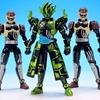装動 仮面ライダーエグゼイド STAGE8 仮面ライダークロノス&ライドプレイヤーで遊ぼう!