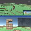UnityでMinecraft風ゲームを作る その6「ブロックを置いたり消したりする」