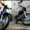 バイクについて 〜キッカケがまさかの〜