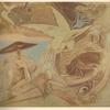 小ペン画ギャラリー 5-「蝶」