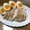 鶏むね肉のチャーシュー(失敗)