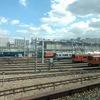 鉄道の日常風景58…話題の201系オレンジ、大阪環状線