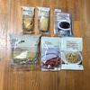 【無印良品】無印良品グルメ  ノンフライ乾燥麺&バターチキンカレー